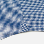 Мужская рубашка Woolrich Button Down Mazarine Blue фото- 4