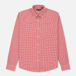 Мужская рубашка Woolrich Button Down Scooter Red фото- 0
