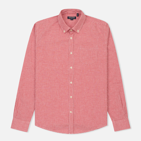 Мужская рубашка Woolrich Button Down Scooter Red