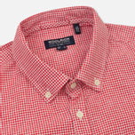 Мужская рубашка Woolrich Button Down Scooter Red фото- 1