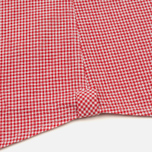 Мужская рубашка Woolrich Button Down Scooter Red фото- 4