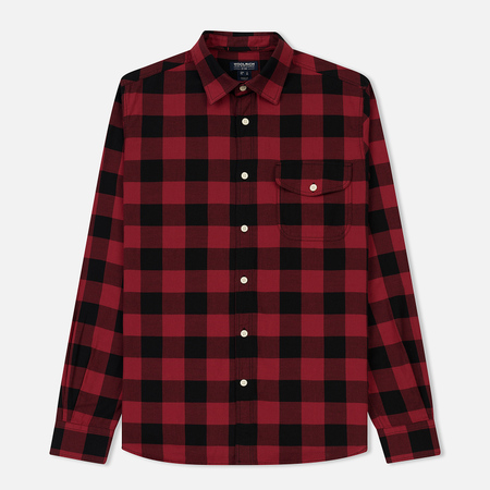Мужская рубашка Woolrich Logger Red Buffalo