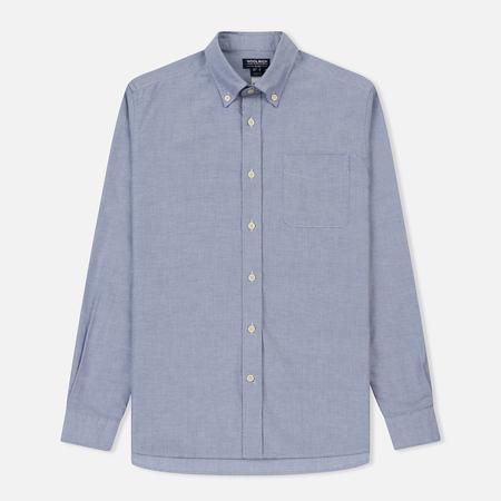 Мужская рубашка Woolrich Oxford Dark Navy