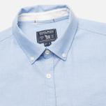Мужская рубашка Woolrich Oxford YD Light Blue фото- 1