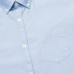 Мужская рубашка Woolrich Oxford YD Light Blue фото- 2
