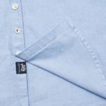 Мужская рубашка Woolrich Oxford YD Light Blue фото- 5