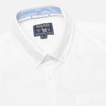 Мужская рубашка Woolrich Oxford YD White фото- 1