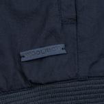 Мужская куртка бомбер Woolrich Popeline Navy фото- 5