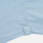 Мужская рубашка Woolrich Stretch Popeline GD Light Pale Blue фото- 4