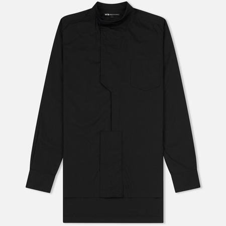 Мужская рубашка Y-3 Minimalist Zip Black