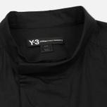 Мужская рубашка Y-3 Minimalist Zip Black фото- 1