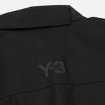 Мужская рубашка Y-3 Minimalist Zip Black фото- 6
