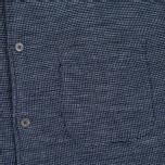 Мужская рубашка YMC Curtis Navy фото- 2
