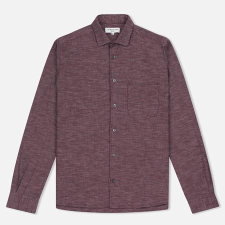 YMC Мужская рубашка Curtis Red