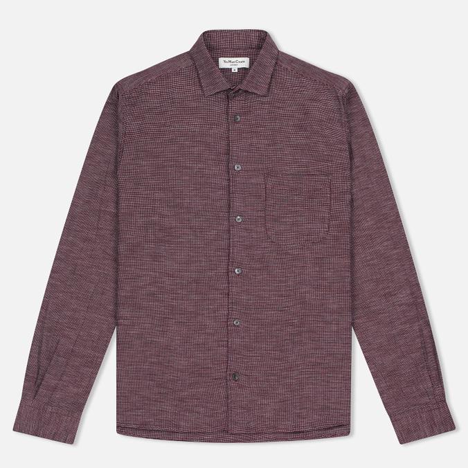 Мужская рубашка YMC Curtis Red