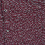 Мужская рубашка YMC Curtis Red фото- 2