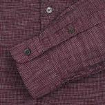 Мужская рубашка YMC Curtis Red фото- 3