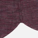 Мужская рубашка YMC Curtis Red фото- 4