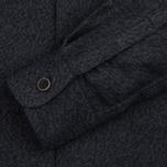 Мужская рубашка YMC Delinquents Black фото- 3