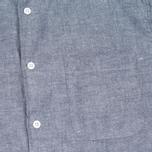 Мужская рубашка YMC Harajuku BD Blue фото- 2