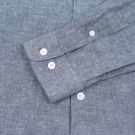Мужская рубашка YMC Harajuku BD Blue фото- 3