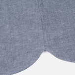 Мужская рубашка YMC Harajuku BD Blue фото- 4