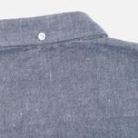 Мужская рубашка YMC Harajuku BD Blue фото- 5
