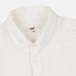 Мужская рубашка YMC Harajuku BD Cream фото- 1