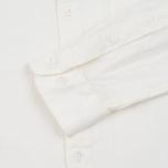 Мужская рубашка YMC Harajuku BD Cream фото- 3