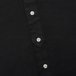 Мужская рубашка YMC Herringbone Button Down Black фото- 2