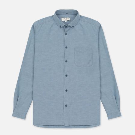 Мужская рубашка YMC Jan And Dean Blue