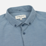 Мужская рубашка YMC Jan And Dean Blue фото- 1