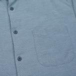 Мужская рубашка YMC Jan And Dean Blue фото- 2