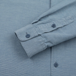 Мужская рубашка YMC Jan And Dean Blue фото- 3