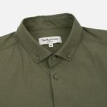 Мужская рубашка YMC Jan And Dean Green фото- 1