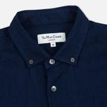 Мужская рубашка YMC Jan & Dean Indigo фото- 1