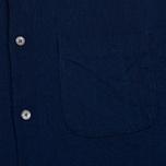 Мужская рубашка YMC Jan & Dean Indigo фото- 2