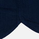 Мужская рубашка YMC Jan & Dean Indigo фото- 4