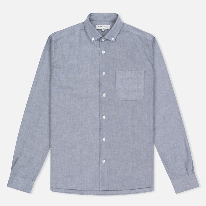 Мужская рубашка YMC Jan & Dean Oxford Grey