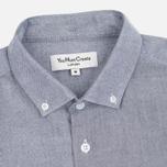 Мужская рубашка YMC Jan & Dean Oxford Grey фото- 1