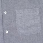 Мужская рубашка YMC Jan & Dean Oxford Grey фото- 2