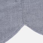 Мужская рубашка YMC Jan & Dean Oxford Grey фото- 4