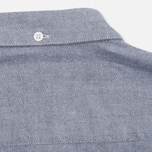 Мужская рубашка YMC Jan & Dean Oxford Grey фото- 5