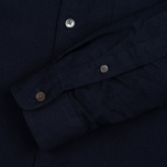 Мужская рубашка YMC Jan & Dean Oxford Navy фото- 2