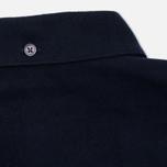 Мужская рубашка YMC Jan & Dean Oxford Navy фото- 4