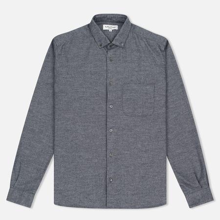 Мужская рубашка YMC Jan & Dean Pocket Navy