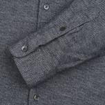 Мужская рубашка YMC Jan & Dean Pocket Navy фото- 3