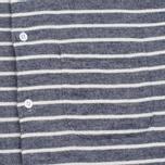 Мужская рубашка YMC Jan & Dean Stripe Navy фото- 2