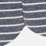 Мужская рубашка YMC Jan & Dean Stripe Navy фото- 4