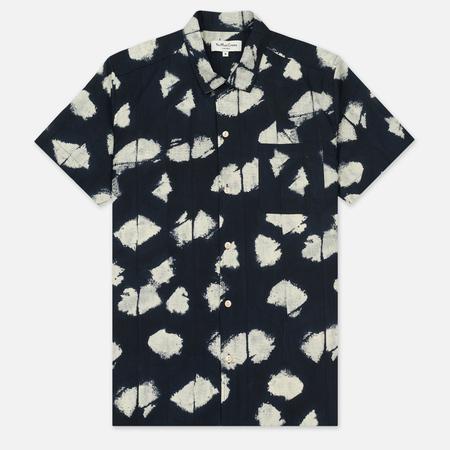 Мужская рубашка YMC Malick Navy
